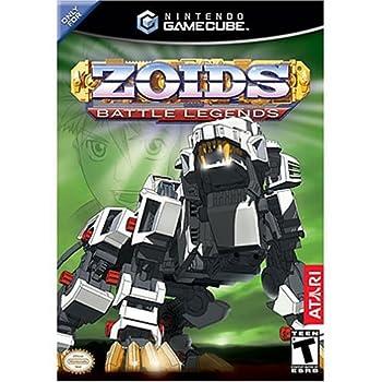 Zoids  Battle Legends - GameCube