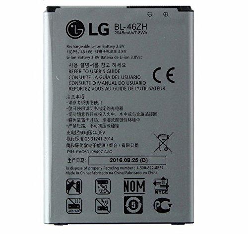 LG BL-46ZH Original-Akku für Leon Tribute 2 K7 LS675 D213 H340 L33 X210 M (zertifiziert generalüberholt)