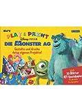 Disney Play & Print - Die Monster AG -