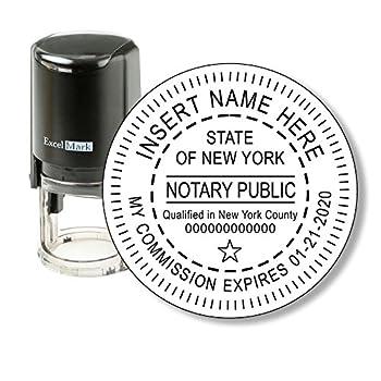 notary stamp new york