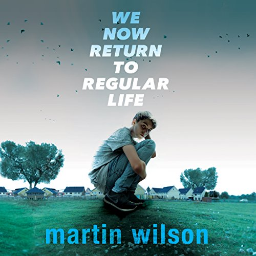 We Now Return to Regular Life                   By:                                                                                                                                 Martin Wilson                               Narrated by:                                                                                                                                 Will Ropp,                                                                                        Whitney Dykhouse                      Length: 10 hrs and 10 mins     26 ratings     Overall 4.3