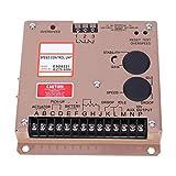 Jeanoko Reguladores de Velocidad para Motores de CC ESD5221 Tablero de Control de Velocidad Speed ESD5221 para Control de Velocidad