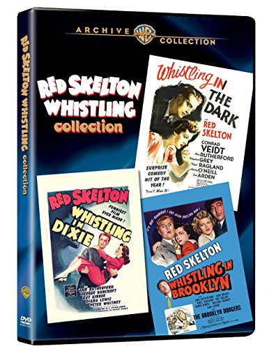 Red Skelton Whistling Collection (Whistling in the Dark / Whistling in Dixie / Whistling in Brooklyn)