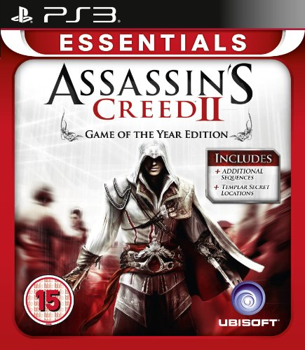 PS3 ASSASSIN'S CREED II (GAME OF THE YEAR) (EU)