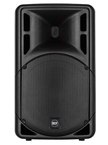 RCF ART 312-A MK4 - Cassa Speaker Diffusore Attivo a 2 vie da 12 pollici da 800W di picco, Nero