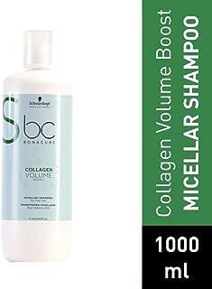 Schwarzkopf Professional Bonacure Collagen Volume Boost Micellar Shampoo, 1L