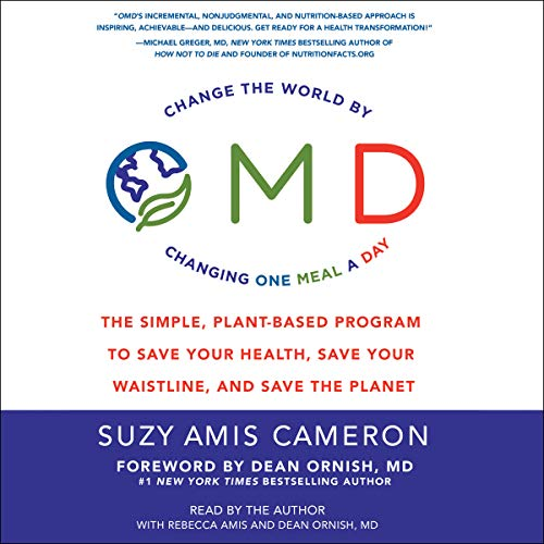 OMD audiobook cover art