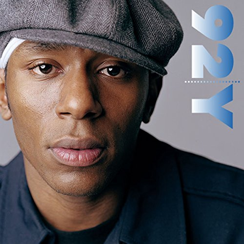 Mos Def in Conversation with Anthony DeCurtis at the 92nd Street Y audiobook cover art