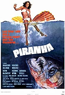 Piranha - Movie Poster - 11 x 17