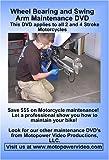 Best Wheel Bearings - Wheel Bearing and Swing Arm Maintenance DVD Review