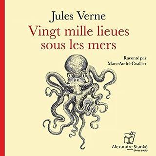 Vingt mille lieues sous les mers                    Auteur(s):                                                                                                                                 Jules Verne                               Narrateur(s):                                                                                                                                 Marc-André Coallier                      Durée: 45 min     1 évaluation     Au global 5,0