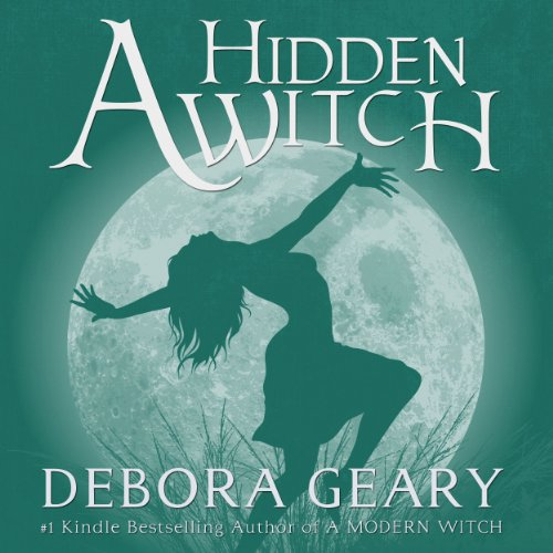 A Hidden Witch audiobook cover art