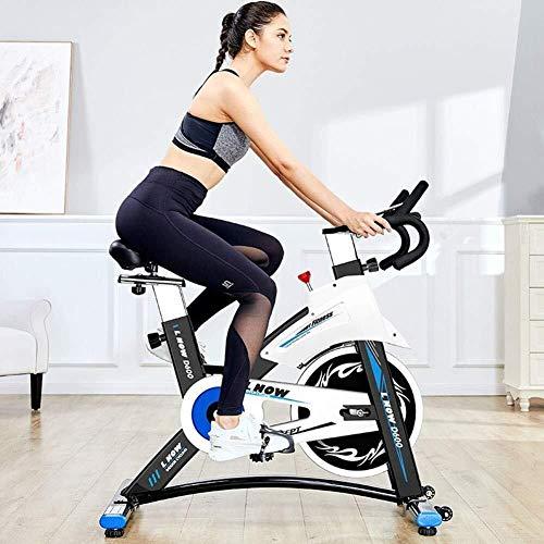 WEI-LUONG Plegable Bicicleta de Ejercicio magnética Semi recostada Plegable con monitoreo de Velocidad, Bandas de Resistencia al Brazo Ajustable y Monitor LCD Plegable