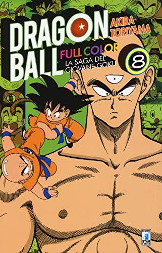 La saga del giovane Goku. Dragon Ball full color (Vol. 8)