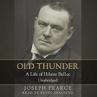 Old Thunder audiobook cover art