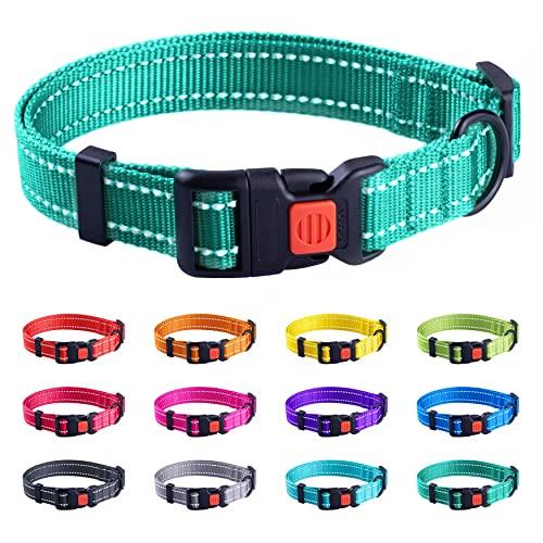 CollarDirect Reflective Dog Collar,SafetyNylon...