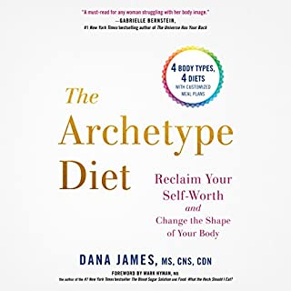 The Archetype Diet cover art