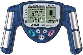 オムロン 体脂肪計 ブルー HBF-306-A