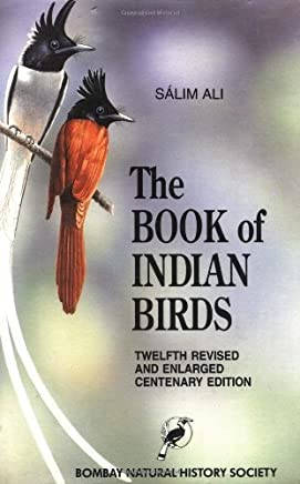 The Book of Indian Birds by Sálim Ali (1997-03-13)