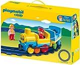 PLAYMOBIL - 1.2.3 Locomotora (6760)