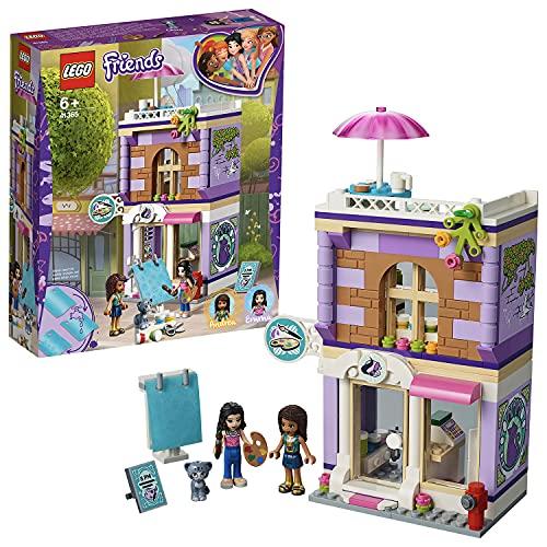 LEGO 41365 Friends Lo Studio Artistico di Emma (Ritirato dal Produttore)