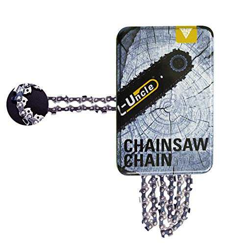 Chiansaw Chain 18in - Fits for Husqvarna,Poulan,Dayton,Pioneer,Partner,Makita,Red Max,Stihl,Dolmar,Jonsered- 3/8 in Low Profile Pitch,050-in Gauge,62 Drive Links