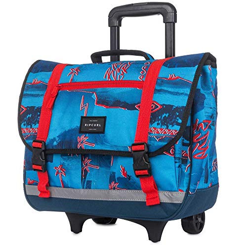 RIP CURL - Cartable à roulettes Poster Vibes Wheeley...