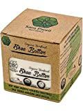 USDA Certified Organic Shea Butter: Highest Quality Unrefined Rare Nilotica, Certified Fair-Trade -...