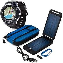 Casio Special Promotion WSD-F20A-BUPT Pro Trek Power Traveller Bundle Smartwatch