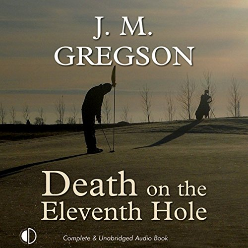Death on the Eleventh Hole cover art