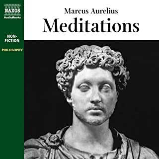 Meditations                   Written by:                                                                                                                                 Marcus Aurelius,                                                                                        George Long - translator,                                                                                        Duncan Steen - translator                               Narrated by:                                                                                                                                 Duncan Steen                      Length: 5 hrs and 9 mins     76 ratings     Overall 4.7
