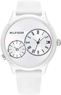 Tommy Hilfiger White Silicone Ladies Watch - 1782145