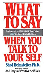 "What to Say When You Talk To Your Self by Dr. Shad Helmstetter. This book teaches us some easy tools and methods to use the power of our minds to stop unwanted thinking/behavior patterns in their tracks. It teaches us to ""erase and replace"" these negative thoughts that hold us back, such as anxiety with thoughts that can give a positive mindset and can help to build our successful lives."