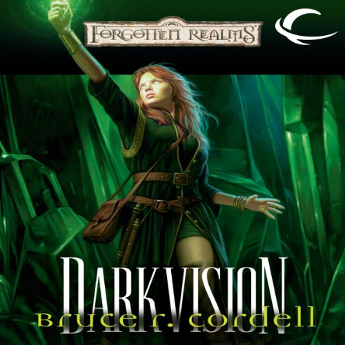 Darkvision audiobook cover art