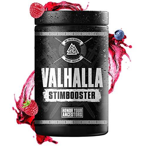 ANGEBOT Gods Rage VALHALLA STIMBOOSTER, 400 g Dose, Odins Berries