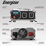 Photo #2: Energizer Heavy Duty 2000 Watts Power Inverter for Truck Use with Two 2.4amp USB Ports