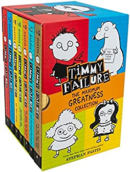 Timmy Failure: The Maximum Greatness Collection [Paperback]