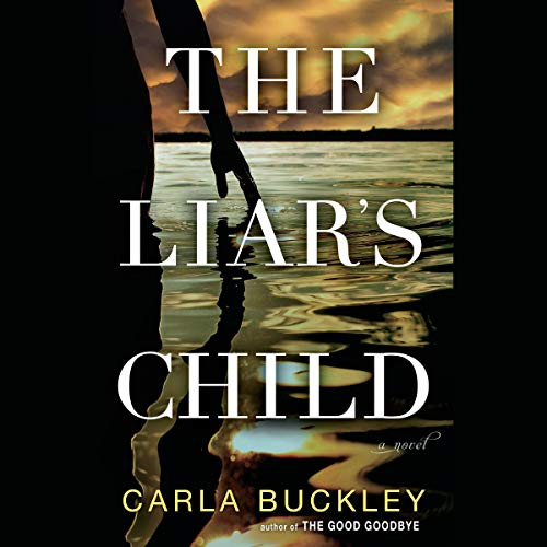 The Liar's Child audiobook cover art