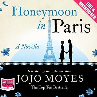 Honeymoon in Paris cover art