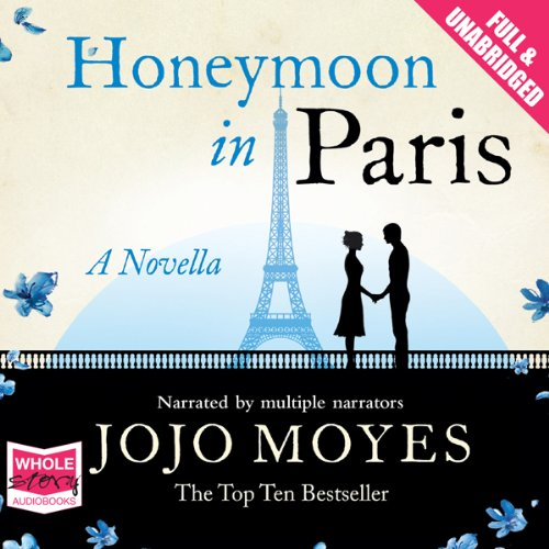 Honeymoon in Paris Titelbild