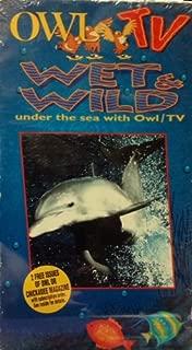 Wet & Wild VHS