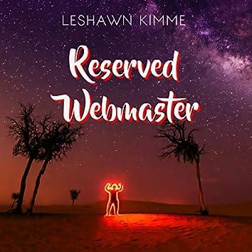 Reserved Webmaster
