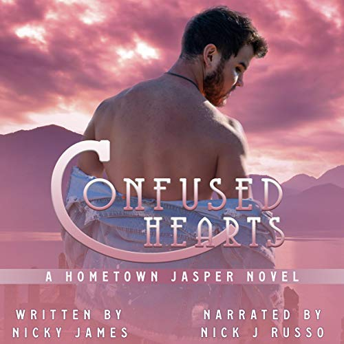 Confused Hearts Audiobook By Nicky James cover art