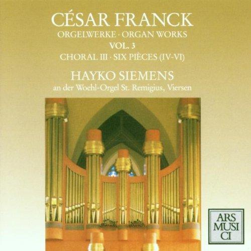 Orgelwerke Vol. 3