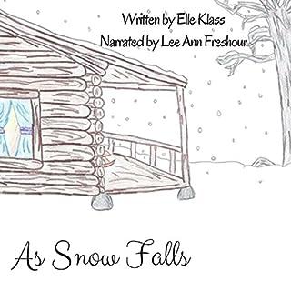 As Snow Falls audiobook cover art