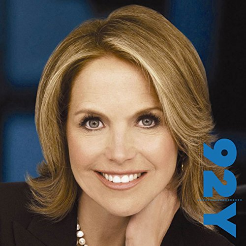 Interviewing the Interviewer featuring Katie Couric at the 92nd Street Y audiobook cover art