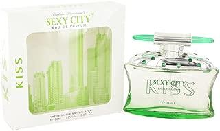 Sex In The City Perfume by Sex In The City Perfume for Women. Kiss Eau De Parfum Spray 3.3 oz