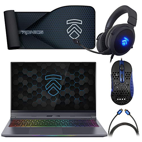"Eluktronics MAX-15 Covert Gamer Notebook PC: Intel i7-10875H 8-Core NVIDIA GeForce RTX 2070 144Hz Calibrated FHD IPS W10 Home 512GB NVMe SSD 16GB DDR4 RAM - World's Lightest 15.6"" Gaming Laptop"