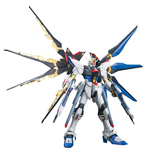 Gundam ZGMF-X20A Strike Freedom Gundam Full Burst Mode MG 1/100 Scale [Toy] (japan import)
