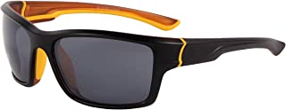 Loox Lunettes de soleil de sport - Pour jogging, course, escalade, VTT - Verres incassables en polycarbonate - Unisexe
